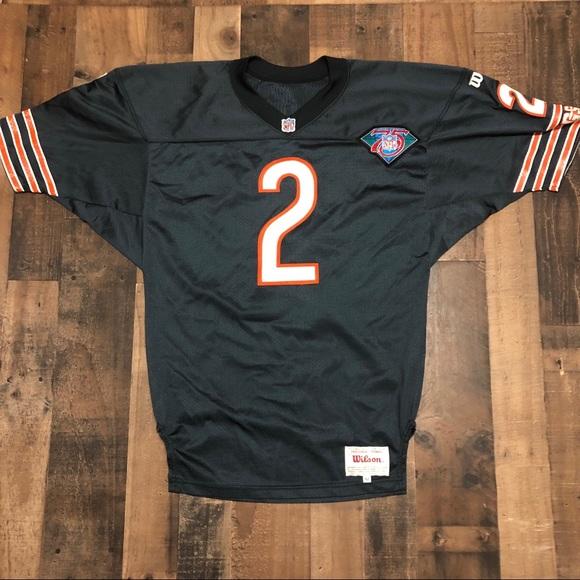 premium selection cca73 6fbc7 Chicago Bears 75th Anniversary On Field Jersey